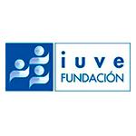 Logo Fundación Iuve en colaboración con Fundación F. Campo