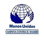 Logo ONG Manos Unidas en colaboración con F. Campo