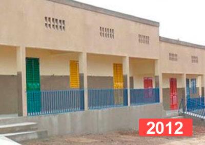 Construcción de un centro infantil en Colombia