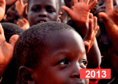 Lucha contra la malnutrición infantil en el Sur de Madagascar