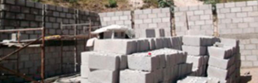 construcción de viviendas por proyecto solidario en Guatemala