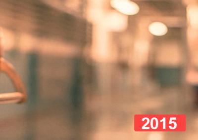 Centro infantil Santa Clara en Toyos: Restauración de unidad sanitaria
