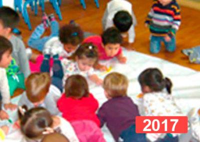 Alimentación infantil: ayuda a comedor de escuela infantil