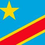 bandera república democrática del congo escuela infantil
