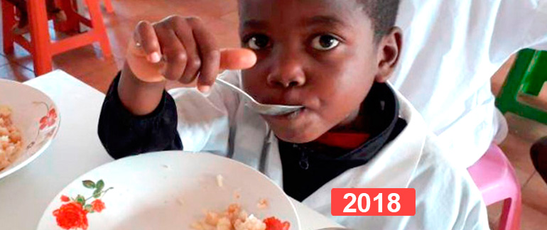 Derecho a la alimentación y material escolar   Escuelas Vicencianas 2018