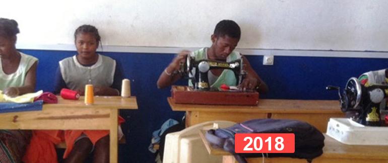 """Derecho a la educación: proyecto """"de la escuela a la vida"""" Madagascar 2018"""