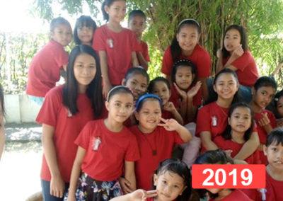 Financiación de orfanato de niñas en Manila, Filipinas 2019