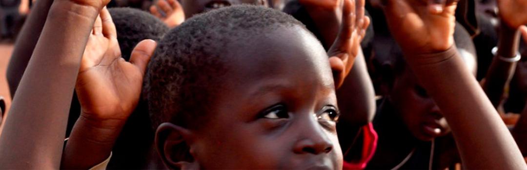niño en centro infantil en Mangly