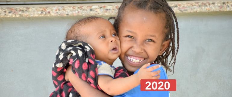 Atención primaria y reducción de la malnutrición infantil en clínica pediátrica en Etiopía