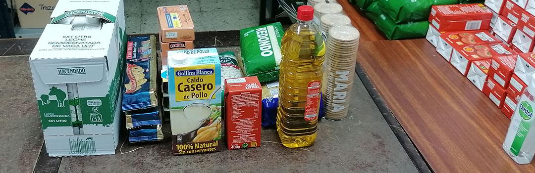 alimentos básicos para la alimentación infantil
