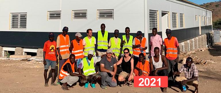 Derecho a la salud en Turkana: Programa puesta en marcha hospital