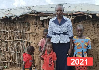Proyecto social Familia en Ngaramara, Kenia