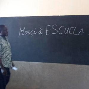 Amueblamiento de una escuela de 240 alumnos en Gaoua, Burkina Faso