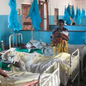 Ampliación del área de atención sanitaria de maternidad en Guiba