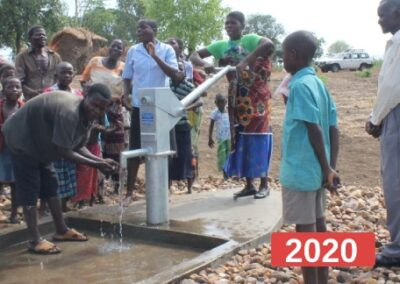 Proyecto solidario para la Perforación de Pozos en Malawi