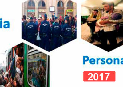 Proyecto de cooperación internacional para la ayuda a refugiados