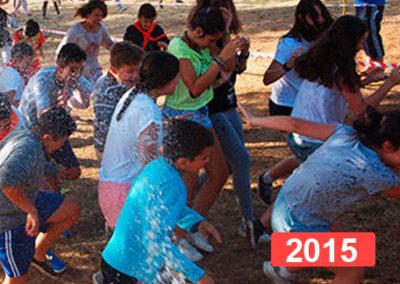 Becas educación infantil para campamentos en Madrid