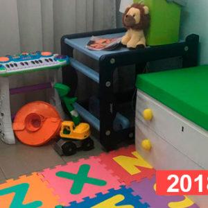 Centro de Atención para la integración social de las familias 2018