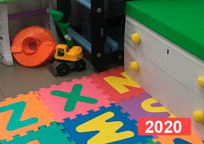 Centro de Atención para la integración social de las familias 2020