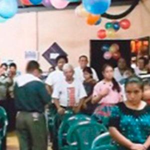 Ayuda social: construcción de un complejo socio-cultural en Guatemala