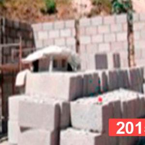Construcción comedor infantil Guatemala 2015