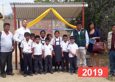 Construcción de unidades básicas de saneamiento en escuelas de la Matanza 2019