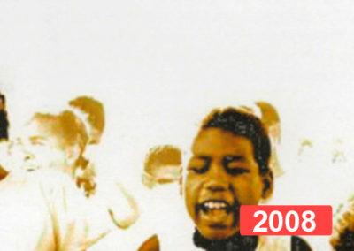 """Ayuda para niños con el coral """"Malagasy Góspel"""