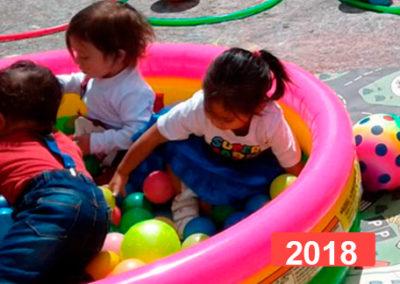 Derecho a la educación: adecuación de una escuela infantil en el barrio del Codito