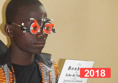 Derecho a la salud: consultas médicas y medicamentos para niños ciegos 2018
