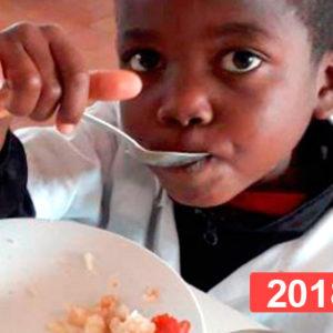 Derecho a la alimentación y material escolar | Escuelas Vicencianas 2018