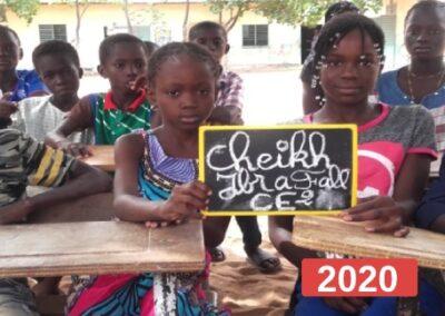 Dignidad en la escuela, Senegal