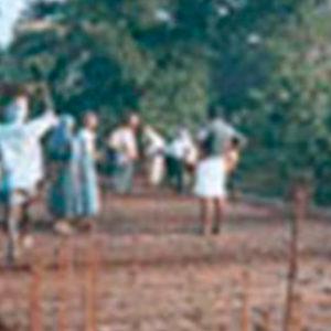Construcción de escuela infantil para niños discapacitados en India