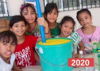 Financiación de orfanato de niñas en Manila, Filipinas