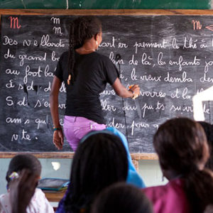 Derechos de la infancia: Programa Fasale 2019 en Senegal