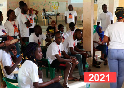 Proyecto «Aare Xaleyi» – Proteger a la infancia