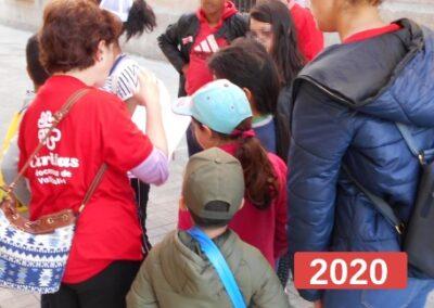 Proyectos de ayuda social de Atención al Menor en España