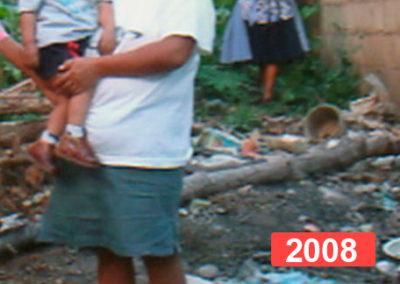 Proyecto solidario de ayuda a familias en San Ramón, Perú