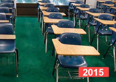 Escuela infantil: equipamiento de centro educativo de primaria