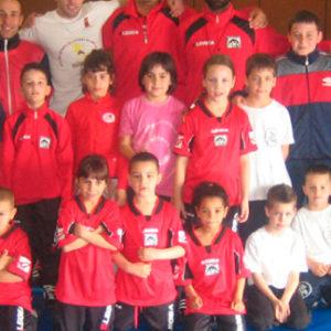 Inclusión educativa de niños a través del deporte en Barcelona