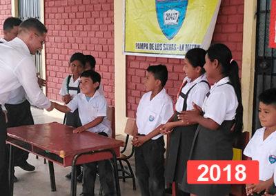 Construcción de baños en la escuela infantil de la Matanza 2018